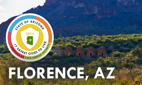 17 safest cities in arizona safest places to live in az florence florence az safest cities in arizona publicscrutiny Gallery