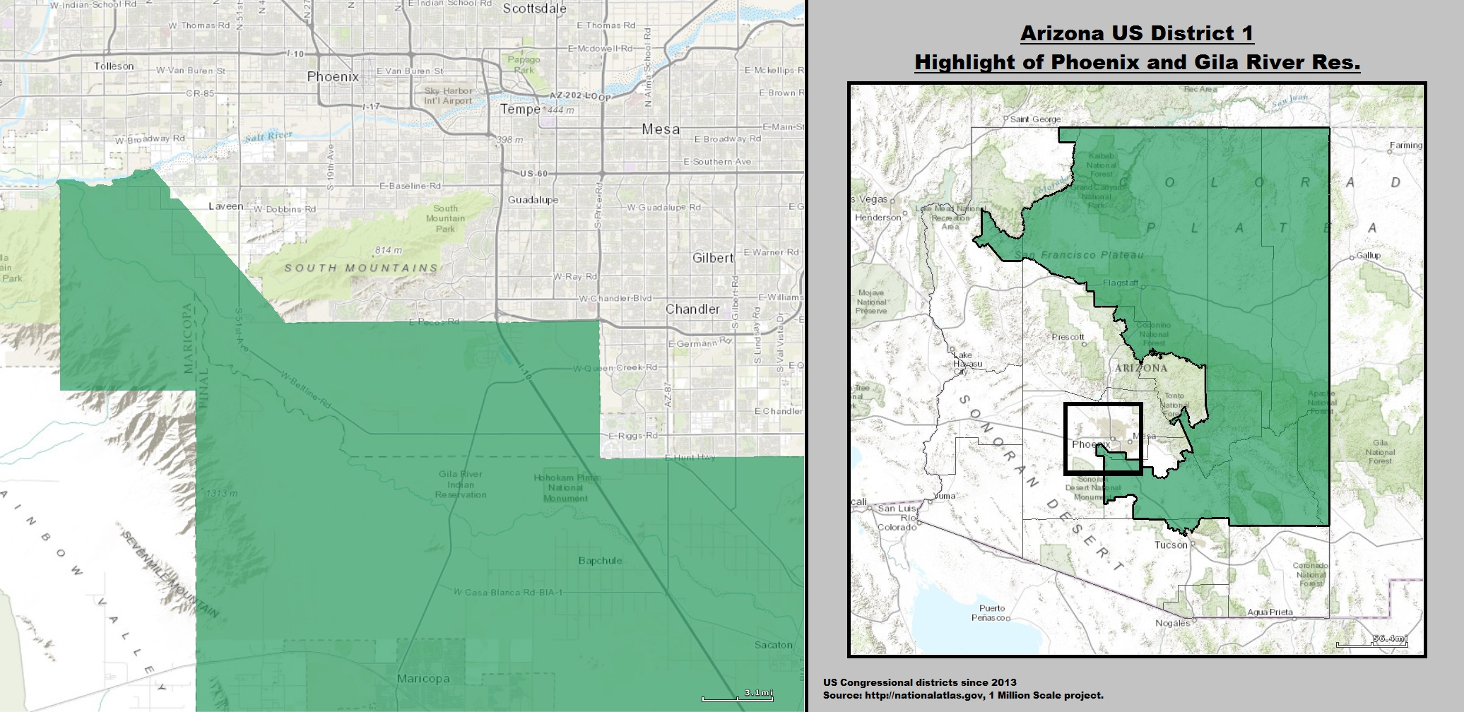 5 From GOP Want District 1 Seat In Congress  Pinal